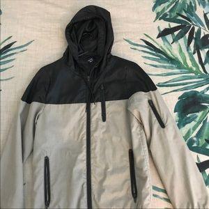 H&M men's XS windbreaker jacket